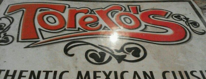 Torero's Mexican Restaurant is one of Home.