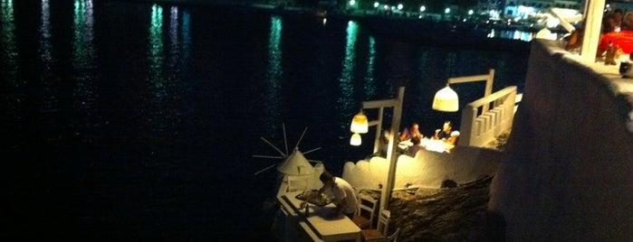 Akti Seafood Restaurant is one of Anna 님이 좋아한 장소.
