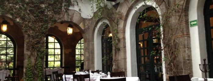 Bistrot Mosaico is one of Al Sur De La CDMX.