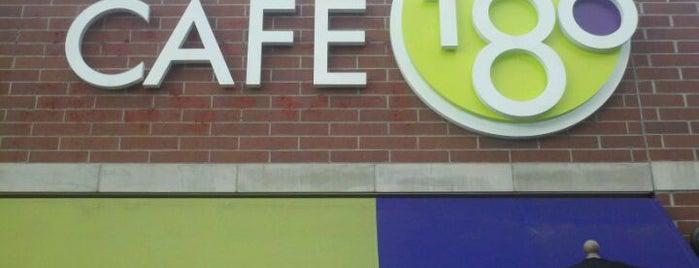 Cafe 180 is one of Lieux sauvegardés par Danielle.