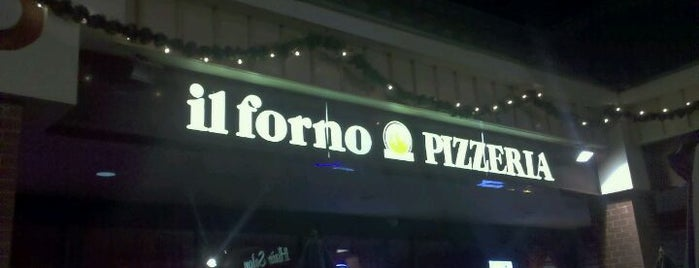 Il Forno Pizzeria is one of 5 Best: Pizza in Frederick.