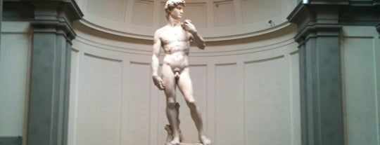 David di Michelangelo is one of Gespeicherte Orte von Martin.