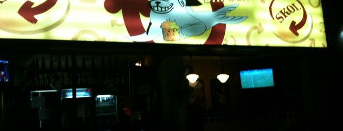 Bar Dafoca is one of Botecos cariocas.