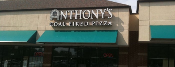 Anthony's Coal Fired Pizza is one of Delaware spots.