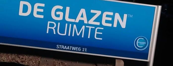 De Glazen Ruimte is one of Locais curtidos por Kevin.