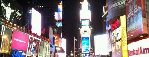 Times Square is one of Fun Places in NYC Metro-Area.