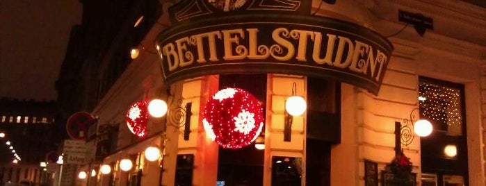 Bettelstudent is one of Wien.