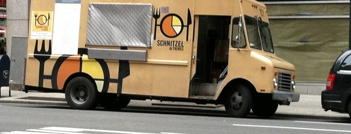 Schnitzel & Things is one of Our Favorite Food Trucks!.