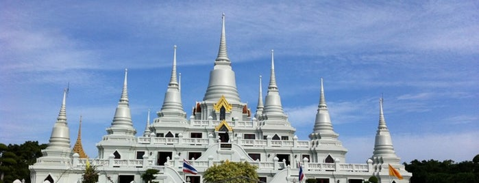 Wat Asokkaram is one of Yodpha's Liked Places.