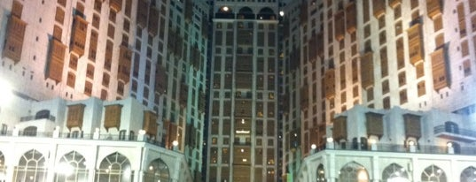 Makkah Millennium Towers is one of Lieux qui ont plu à Wafaa-2013.