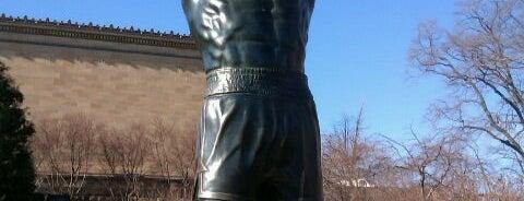 Rocky Statue is one of Philadelphia.