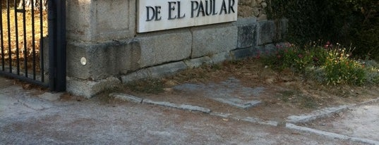 Monasterio de El Paular is one of CULTURA MADRID.