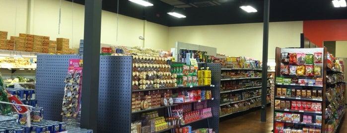Eastside Asian Market is one of SE.