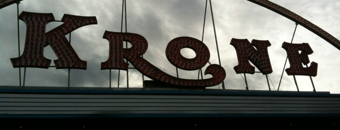Circus Krone is one of Best Live Music Venues.