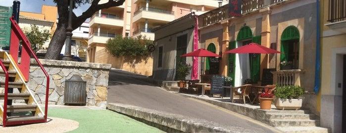 Cafe La Magrana is one of islas baleares.