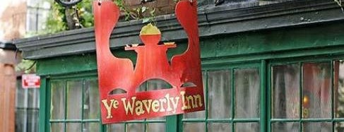 The Waverly Inn is one of NYC Best Dining Picks.