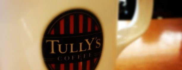 TULLY'S COFFEE is one of ノマドスポット in 名古屋.
