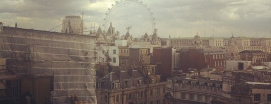 The Trafalgar St. James London, Curio Collection by Hilton is one of Beautiful Views.