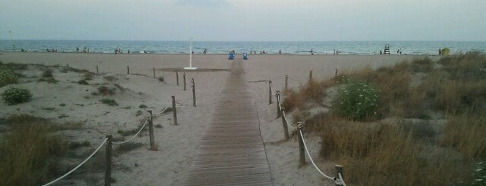 Playa de Canet is one of Valencia.