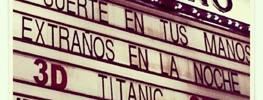 Multiplex Belgrano is one of Cines.