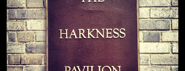 Harkness Pavilion is one of Zxavier's Adventures.