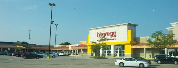 hhgregg is one of Great stores for discounts, etc.