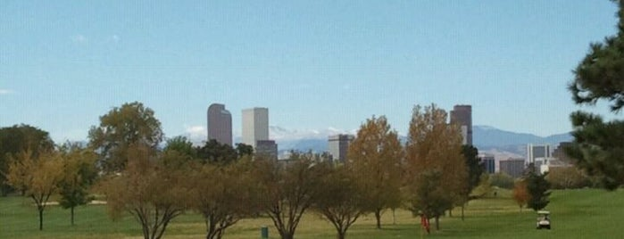City Park Golf Course is one of Things to do in Denver When You're Alive.
