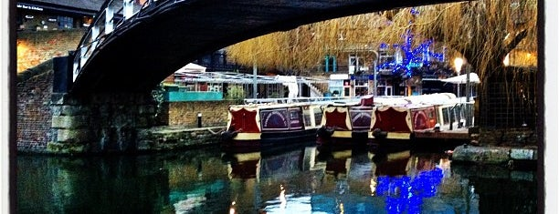 Camden Lock Market is one of Cool things to do in London.