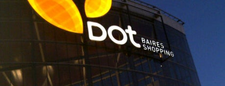 Dot Baires Shopping is one of Buenos aires.