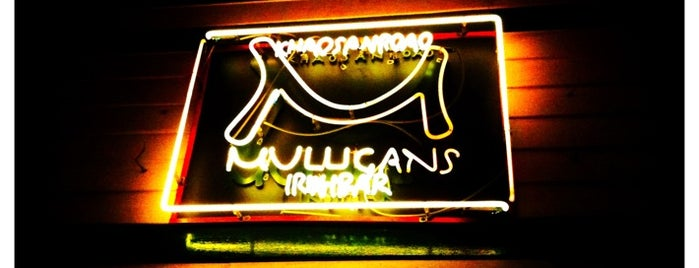 Mulligan's Irish Bar is one of Bangkok2016.