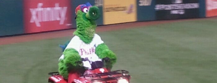 Citizens Bank Park is one of Major League Baseball Parks.