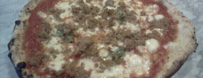 Pizzeria Da Marco is one of District of  Pizza.