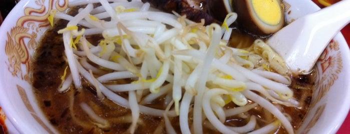 Eiraku is one of ラーメン☆つけ麺.