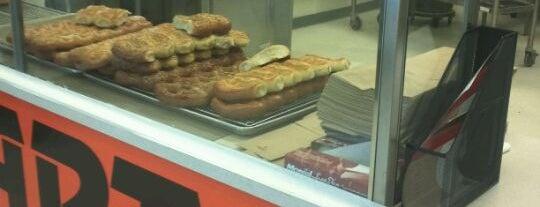 Original Mart Pretzel Bakery is one of Jersey.