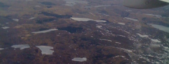 Sogndal Lufthamn, Haukåsen (SOG) is one of Airports Worldwide....