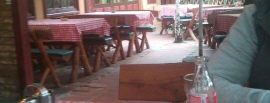 Malo korzo is one of Restorani iliti kafane.