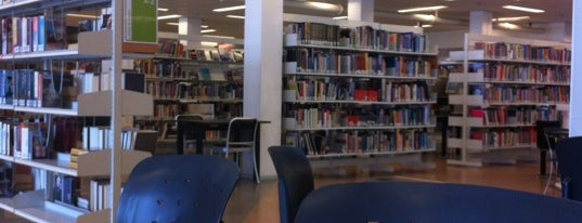 Centrale Bibliotheek is one of Wouterさんのお気に入りスポット.
