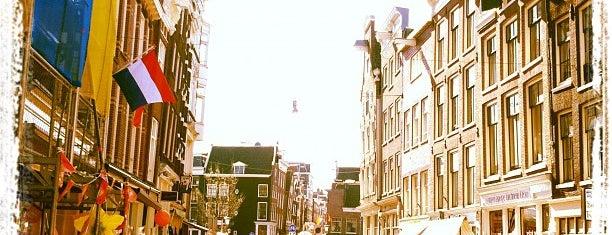 Haarlemmerstraat is one of Amsterdam.