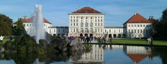 Parque del Palacio de Nymphenburg is one of Munich And More Too.