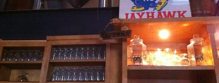 23rd Street Brewery is one of Rock Chalk Watch Party Hawk.