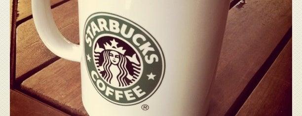 Starbucks is one of Γιάμς εν Μπάρδς.