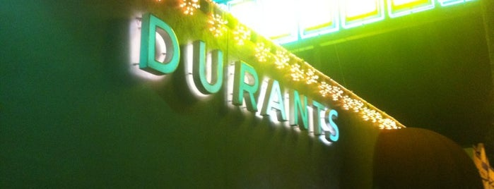 Durant's is one of Best Martini.