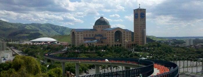 Museu Nossa Senhora Aparecida is one of Jota'nın Beğendiği Mekanlar.