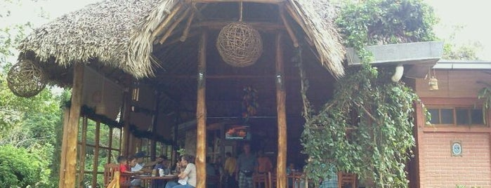Mi Viejo Ranchito Catarina is one of Nicaragua.
