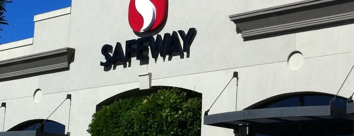 Safeway is one of LA & SF.