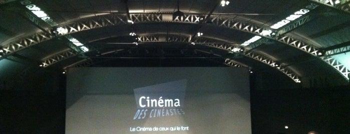 Cinéma des Cinéastes is one of Paris.