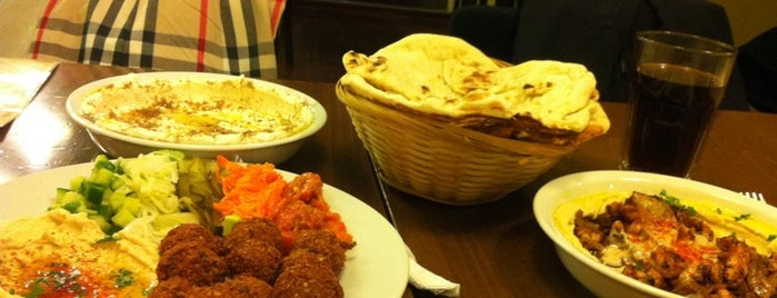 Hummusbar is one of Must Do's in Budapest.