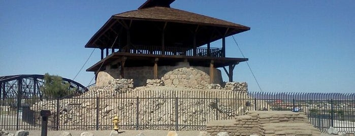 Yuma Territorial Prison State Historic Park is one of Paranormal Places Across United States.