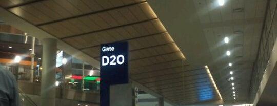 댈러스 포트워스 국제공항 (DFW) is one of International Airport Lists (2).