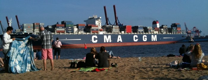 Strandperle is one of Best of Hamburg.